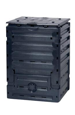 Garantia Komposter Eco Master 450 Liter eckig Gartenkomposter Schnellkomposter