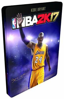 NBA 2K17-- STEELBOOK ONLY! (No game!) PS4 comprar usado  Enviando para Brazil