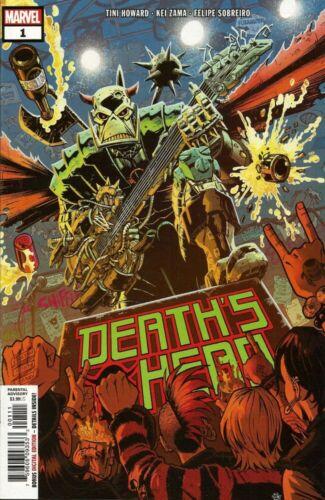 MARVEL COMICS - DEATH