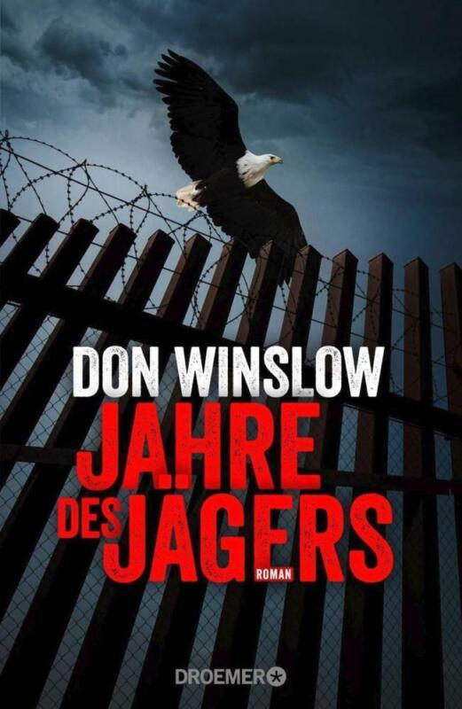 Jahre des Jägers - Don Winslow - 9783426282199 DHL-Versand PORTOFREI