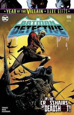 DETECTIVE COMICS #1010 DC Comics (2019) YOTV DARK (Dc Comics Gifts)
