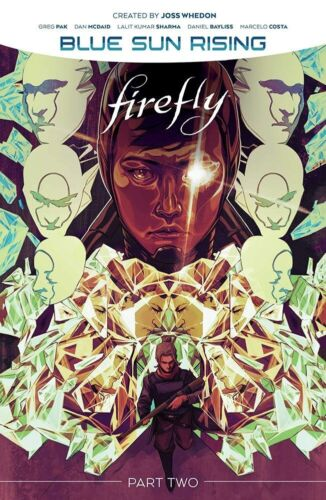 FIREFLY: BLUE SUN RISING Part Two Hardcover