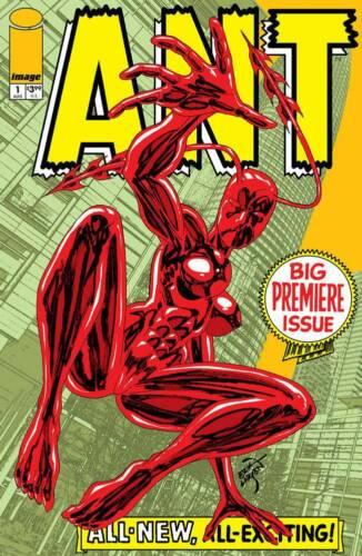 ANT #1 COVER D LARSEN IMAGE COMICS 2021 EB182