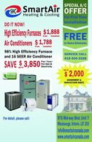 Heating & Air Conditioning - Professional Service and Install