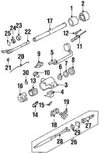 Gm Steering Column Service