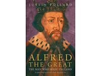 Alfred The Great, Paperback, Justin Pollard. NEW!