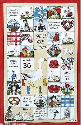 Полотенца, кухонные полотенца BEAUVILLE, JEU DE
