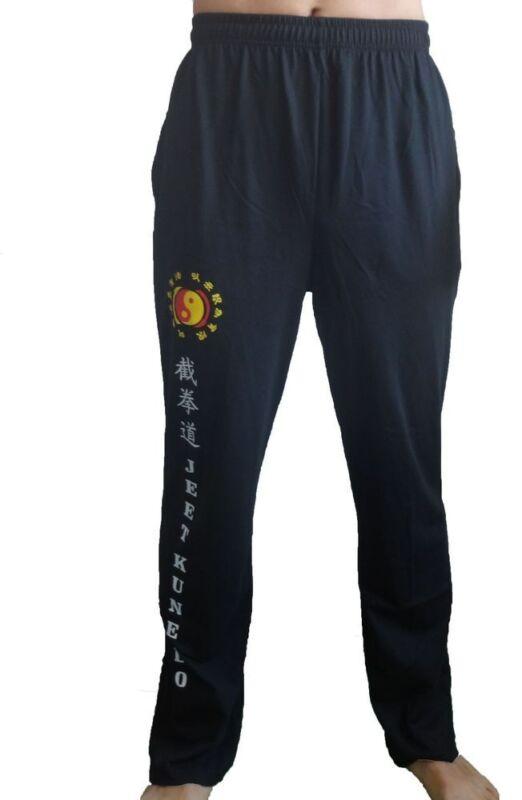 Black Wing Pants Cotton Do Gjxia