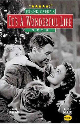 It`s a Wonderful Life / Frank Capra, James Stewart, Donna Reed, 1946 / NEW