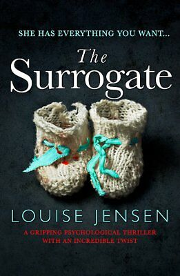 The Surrogate: A gripping psychological thriller with an incredible twist, Jense