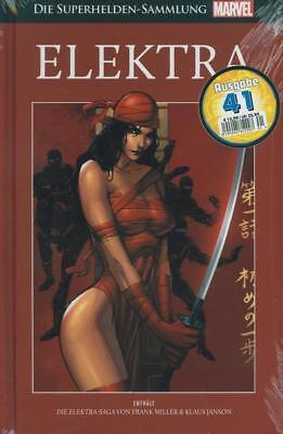 Die Marvel Superhelden-Sammlung 41 - Elektra, Panini