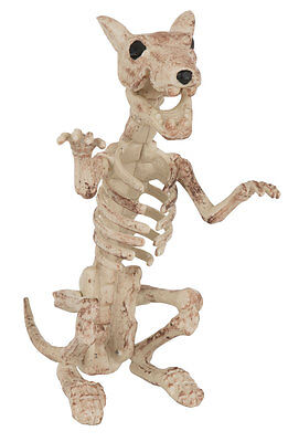 Skelett Ratte Halloween Dekoration NEU - Partyartikel Dekoration Karneval Faschi