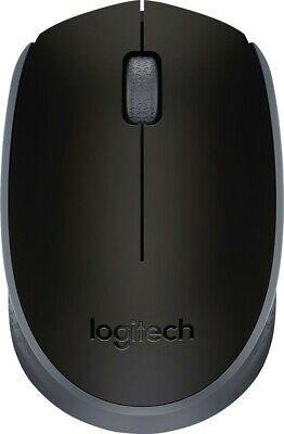 Logitech - Mouse - Black