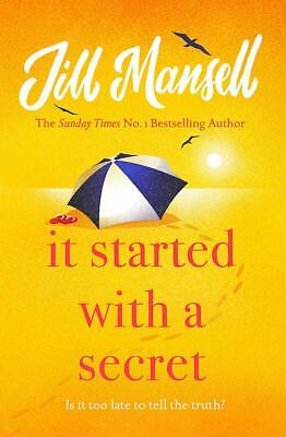 It Started with a Secret by Jill Mansell (Paperback, 2020) 9781472248473