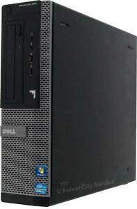 DELL QUALITY GX390 i3 COMPUTER - OFF LEASE CORPORATE QUALITY - Compare Surplus Prices!