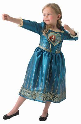 Rub - Disney Prinzessin Kinder Kostüm Merida Loveheart ()