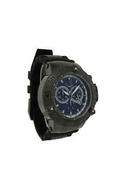 Invicta Subaqua 5508 Men's Round Analog Chronograph Date Polyurethane Watch