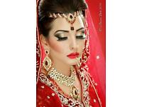 Asian Indian Pakistani Sikh Bengali Bridal Wedding Party Graduation Prom Hair And Makeup Artist