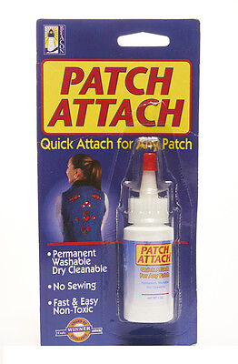 Beacon Patch Attach for quick attaching for almost any patch - Quick Crafts For Kids