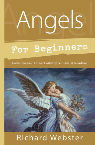 ANGELS FOR BEGINNERS Book angelic magic guardian angel magick witch craft
