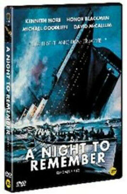 A Night to Remember / Roy Ward Baker (1958) - DVD new