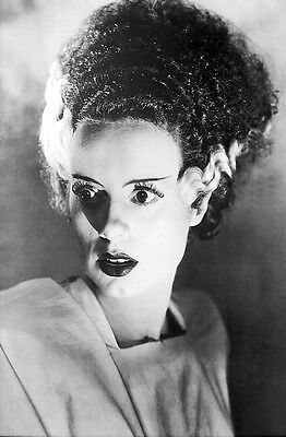 BRIDE OF FRANKENSTEIN - MOVIE POSTER - 24x36 CLASSIC HORROR 51685