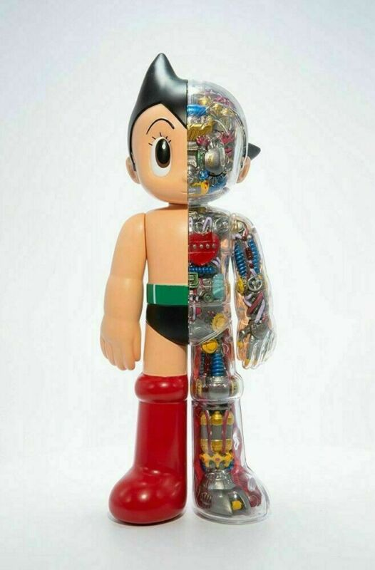 TOKYO TOYS TZKA-007 Astro Boy Clear ver. Figure collection From Japan