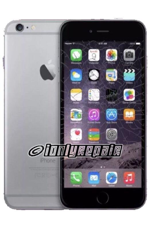 Apple Iphone 6s Digitizer Lcd Cracked Broken Glass Screen Repair Service