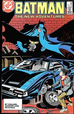 BATMAN #408 UNGRADED NM/M 1987 NOT CGC JOKER APPEARANCE