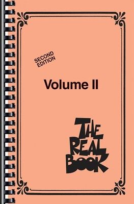The Real Book Volume II Mini Edition Sheet Music C Edition Real Book 000240293