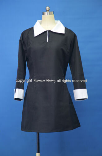 Elfin lied Nana Black Dress Cosplay Costume Size M