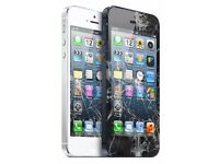 Phone Screen Repairs, All models & All Types of Faults. Iphones Samsung and HTC etc