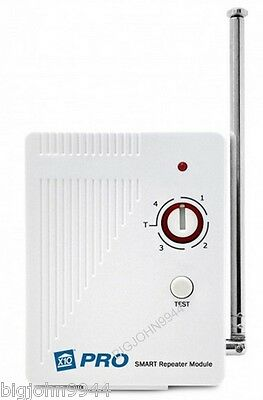 X10 PRO SR751 Smart RF Signal Repeater New and Improved Version of SR731 / PSX01
