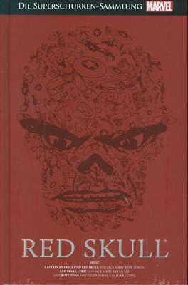 DIE SUPERHELDEN SAMMLUNG PREMIUM #1:RED SKULL Superschurken HACHETTE ROTE Marvel
