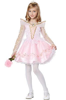 Sleeping Beauty Princess Deluxe Child Costume (Baby Sleeping Beauty Costume)