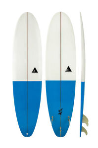 LT 7'2 Genie Mini Mal Blue Tail Dip - ex SYDNEY Warehouse
