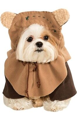 Star Wars Ewok Pet Costume, Dog, Brown, Rubies
