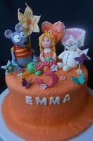 Kids Character Birthday Cakes