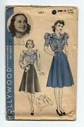 Vintage Hollywood Pattern