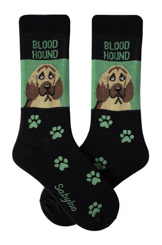Bloodhound Crew Socks Unisex