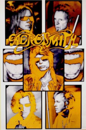AEROSMITH 2006  ROCKIN