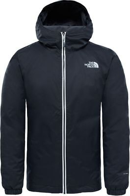 THE NORTH FACE Quest Insulated T0C302JK3 Wasserdichte Warme Kapuzenjacke Herren Jacke Herren Insulated Jacken