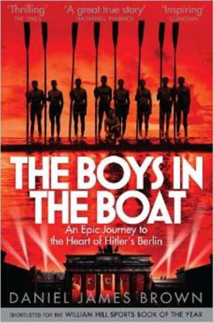 The Boys in the Boat by Daniel James Brown (Paperback) New Book