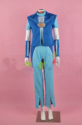 Sportacus Cosplay costume SPORTACUS FANCY DRESS COSTUME AA](Sportacus Costume)