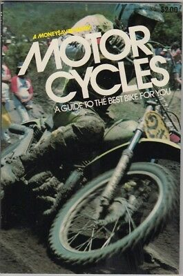 Motor Cycles A Guide To The best Bike For You 1973  BRAND NEW old