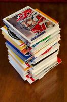 CARTES DE COLLECTION DE HOCKEY