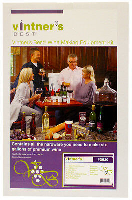 Vintners Best Wine Equipment