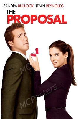 (Posters USA - The Proposal Movie Poster Glossy Finish - MCP105)