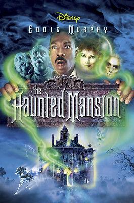 - Haunted Mansion Dekoration