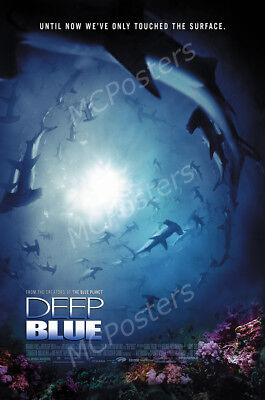Deep Blue Finish (Posters USA - Deep Blue Movie Poster Glossy Finish - MCP177 )